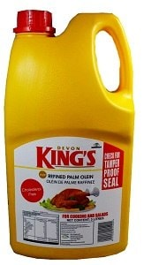 Buy King S Pure Refined Palm Olein 3 L In Nigeria