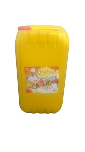 Tradekey Vegetable Oil 25 L