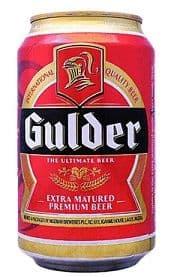 Gulder Beer Can 33 cl x6