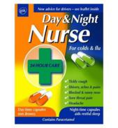 Buy Day & Night Nurse For Cold & Flu 24 Capsules in ...