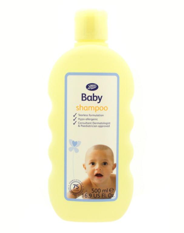 Boots Baby Shampoo 500 ml
