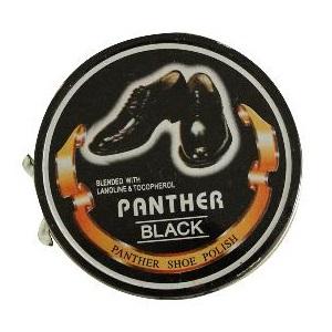 Buy Panther Shoe Polish Black 50 ml in