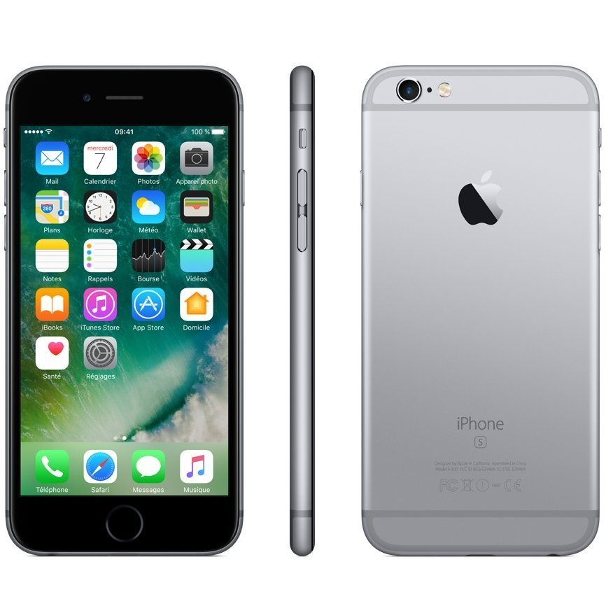 iPhone 6S 2 GB RAM 32 GB ROM 12 MP Rear 5 MP Front 4 7 Inche